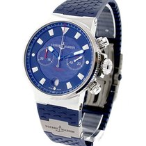 Ulysse Nardin 353-68LE-3 Blue Seal Chronograph - Limited...