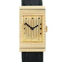 Boucheron Reflet 18K Gold Mens Watch