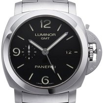 Panerai Luminor 1950 3 Days GMT Sandwich Dial Deutsche Pap....
