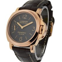 Panerai PAM00511 PAM 511 - Historic Luminor Marina 8 Days in...