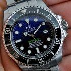 Rolex Deepsea Seadweller Special Edition Deep Blue 116660
