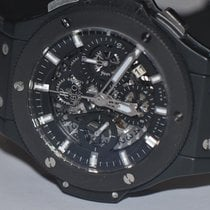 Hublot Big Bang Aero Bang Black Magic Skeleton