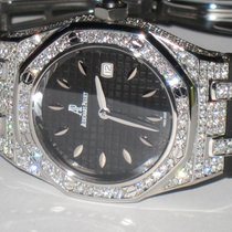 Audemars Piguet Royal Oak Stainless Steel Diamonds