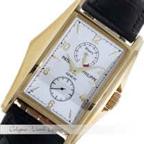 Patek Philippe 10 Day Power Reserve Gelbgold 5100J-001