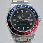 Rolex GMT MASTER 16710 TRANSITION PEPSI FULL SET