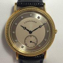 Longines Vintage gold 18 kt 11 diamonds