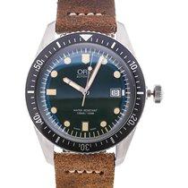 Oris Divers Sixty-Five 42 Green Dial