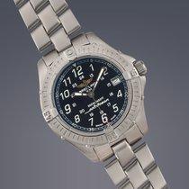 Breitling Colt Ocean steel quartz watch