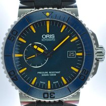 Oris Mans Automatic Wristwatch Divers Maldives 300 m