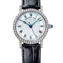Breguet Brequet Classique 8068 18K White Gold & Diamonds...