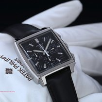 TAG Heuer Monaco CW2111 Calibre 17 Automatic Watch 38.5mm