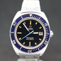 Omega Seamaster 166.088 Blue Dial in TOP condition anno 1971