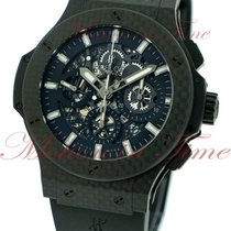 Hublot Big Bang 44mm Aero Bang, Skeleton Dial - Carbon Fiber...