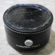 "Hamilton vintage watch box ""oblò"" newoldstock"