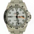 Ρολεξ (Rolex) Explorer II 216570 white
