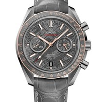 Omega Speedmaster Moonwatch Meteorite