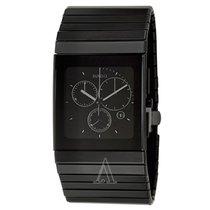 라도 (Rado) Men's Ceramica Chronograph Watch
