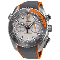 Omega Planet Ocean 600 M Omega Co-axial Master Chronomet -...