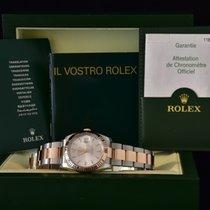 Rolex Datejust Turn-O-Graph -FULLSET -  Roségold - Ref.- 116261