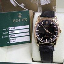 Rolex 2012 Cellini Danaos 4243 18K Yellow Gold Box & Papers