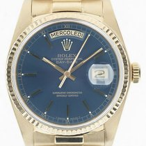 Rolex Datejust Day-Date zaffiro ref. 18038 art. Rw1363