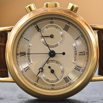Breguet Classique Chrono in 18k Yellow Gold