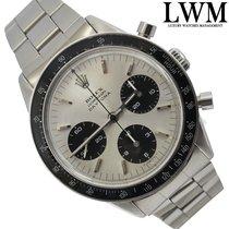 Rolex Cosmograph 6241 Daytona silver dial 1968