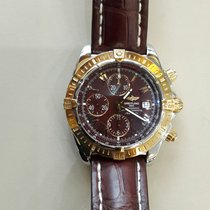 Breitling Chronomat Evolution Automatic Chronograph 18 kt Ro