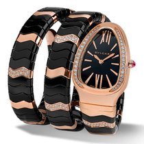 Bulgari Serpenti Spiga Ladies Watch