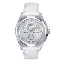 Tissot t Ladies T0082171611100 Prc 100 Chronograph Lady