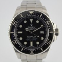 Rolex Sea -Dweller Deep Sea 116660 #K2779 Box, Papiere