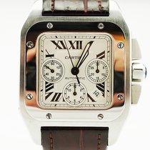까르띠에 (Cartier) Santos 100 XL