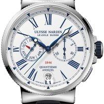 Ulysse Nardin Marine Chronograph Annual Calendar 1533-150/E0