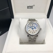 Montblanc Star Traditional Collection World-Time GMT Automat