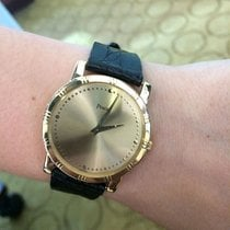 Piaget 84023 18k  Gold Dancer Watch