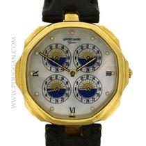 Gérald Genta 18k yellow gold Maxi Time Genta's Masterpiece...