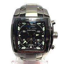 Chopard Steel Men's Watch W Certified Chronometer, Tachymetre