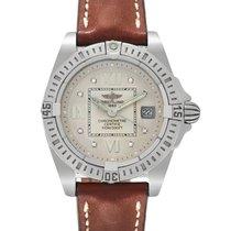 Breitling Cockpit Lady Quartz Date Ladies Watch – A7135612/G578
