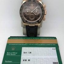 勞力士 (Rolex) 116515 2015 Nov 18k RG Daytona Chocolate dial