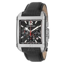 JeanRichard Men's Paramount Chronograph Watch