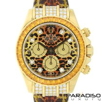 Rolex Cosmograph Daytona 116598 Leopard