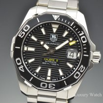 TAG Heuer Aquaracer 300M Ceramic Automatic SS Watch WAY211A