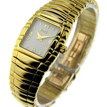 Piaget 16151M411D Square Tanagra - Mini Size - on Yellow Gold...