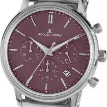 Jacques Lemans Nostalgie N-209O Herrenchronograph Klassisch...