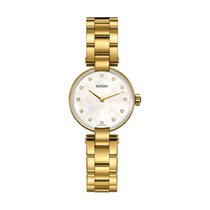 라도 (Rado) Rado Women's R22857923 Coupole Watch