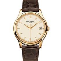 Patek Philippe Calatrava 5227J-001 Yellow Gold Watch