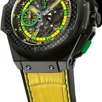 Hublot King Power Scolari Carbon Black Cermaic 716.CQ.1199.LR....