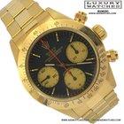 Rolex Cosmograph 6263 Daytona black dial yellow gold Full Set...