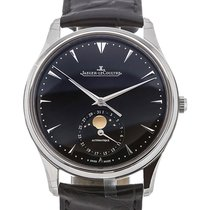 Jaeger-LeCoultre Master Ultra Thin 39 Automatic Black Dial