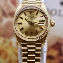 Rolex Datejust Lady Gold